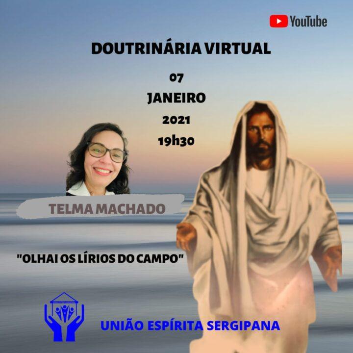 "Live ""Olhai os Lírios do Campo"""