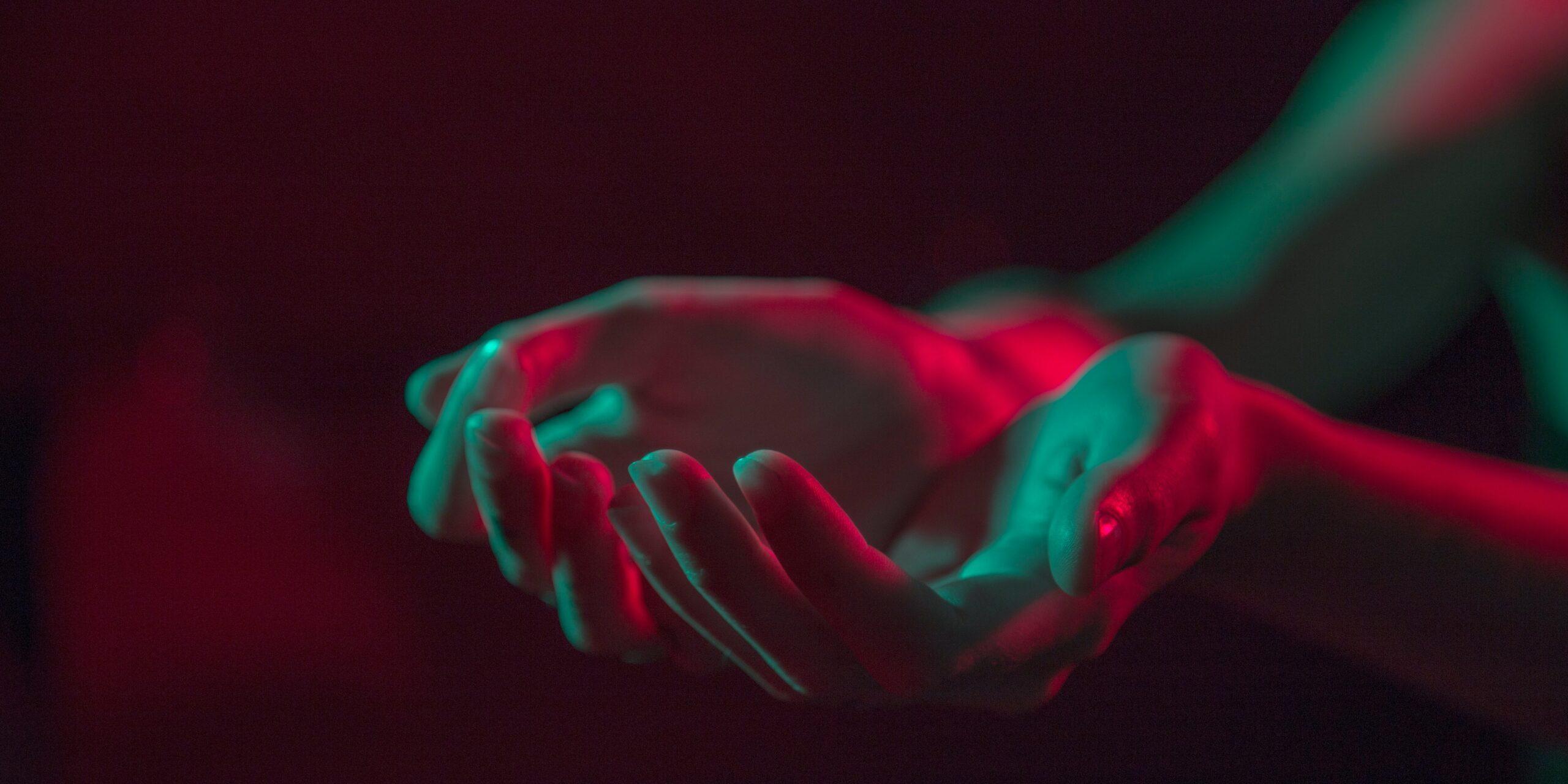 Mãos em Oração