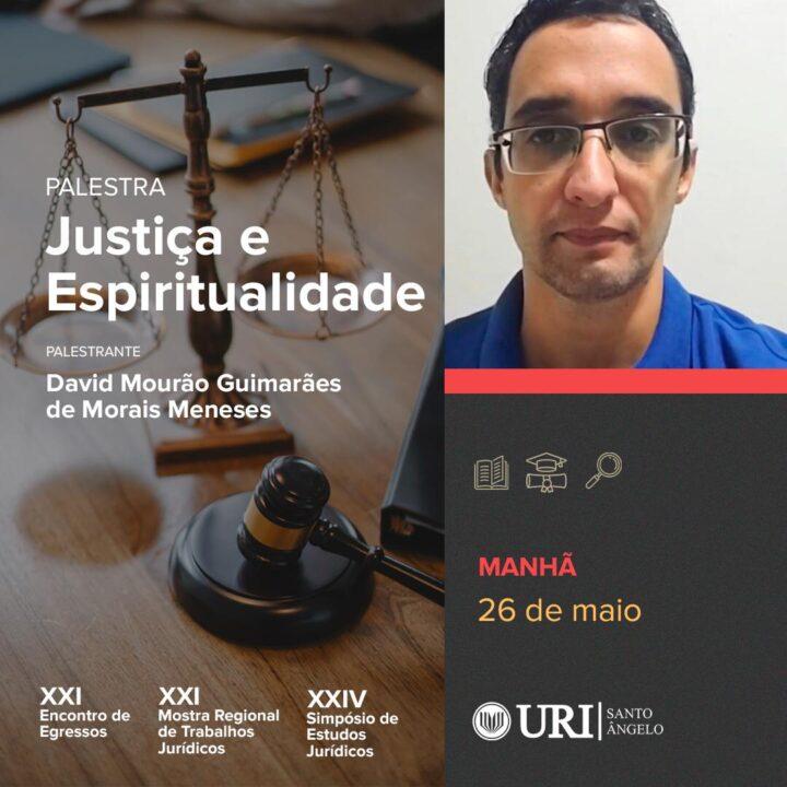 Justiça e Espiritualidade